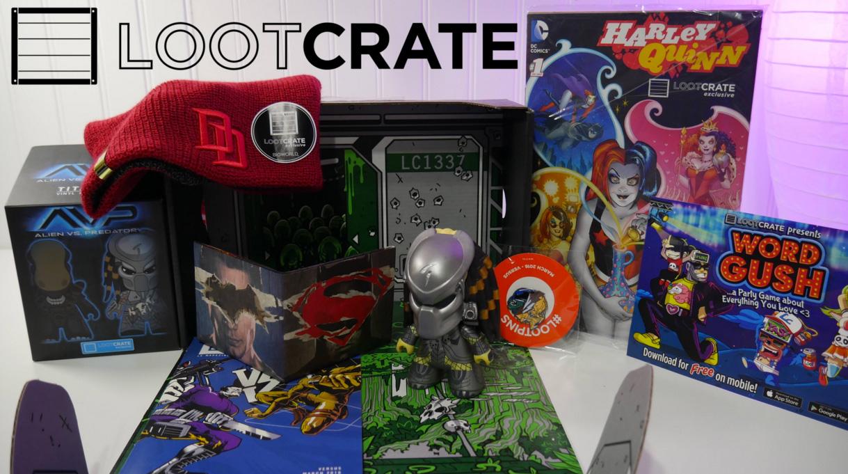 LootCrate-Loot