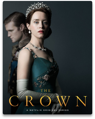 Our rigging service was provided to the historical drama The Crown, about the reign of Queen Elizabeth II.