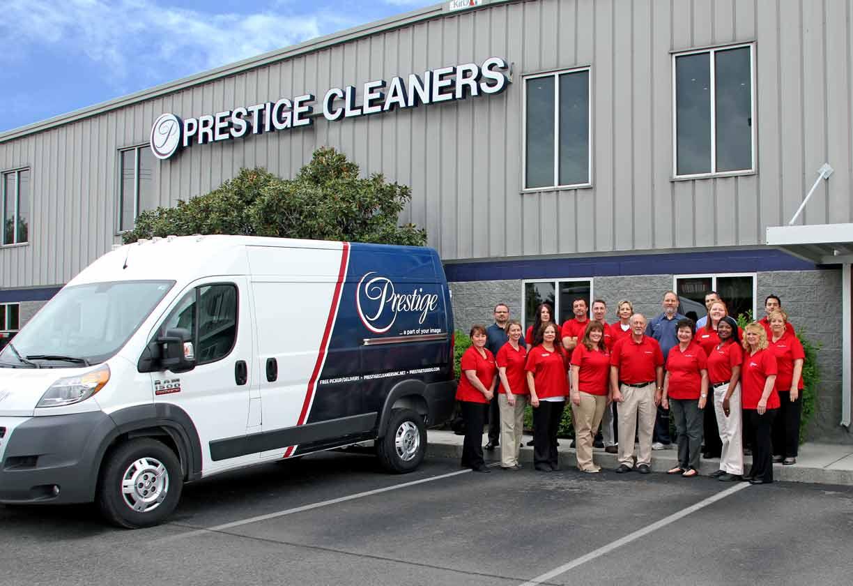 Prestige Cleaners Team