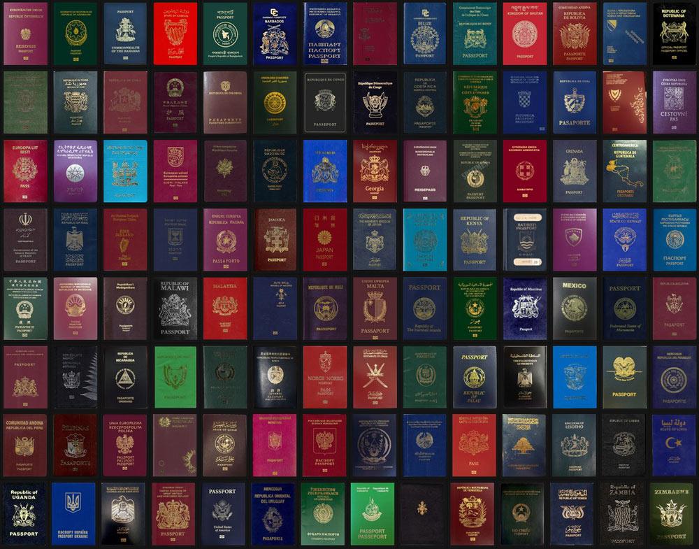 pasaportes passports pasaporte nacionalidad