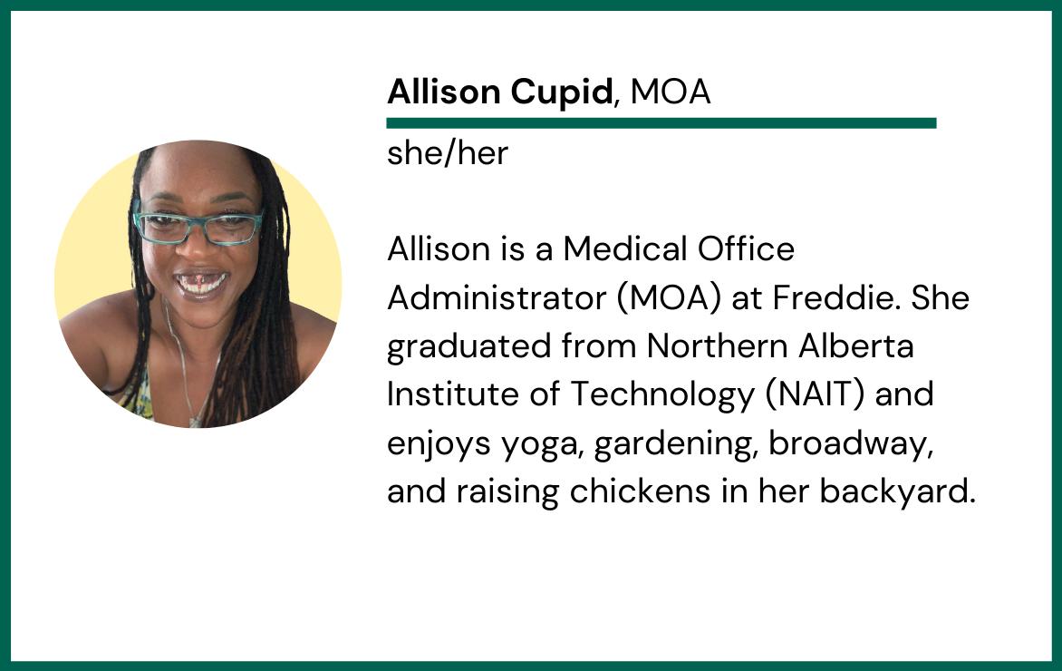 Allison Cupid