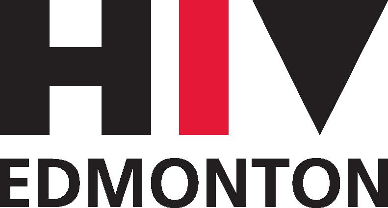 hiv edmonton logo