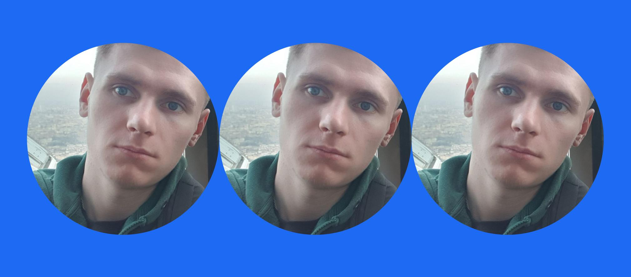 Сергей Калинкин: бывший эмалировщик