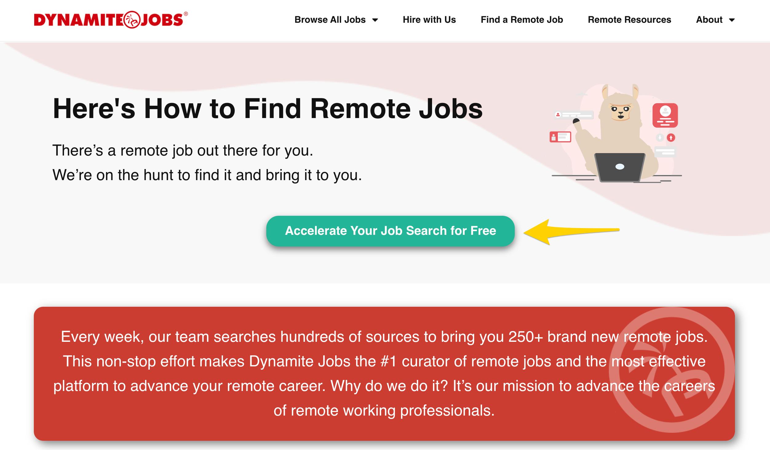 Dynamite Jobs - Remote job alerts