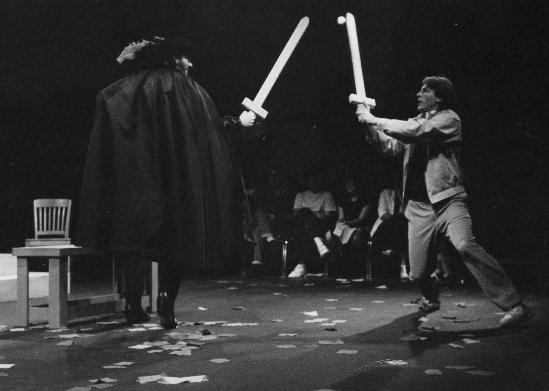 The Fantasticks - fight scene