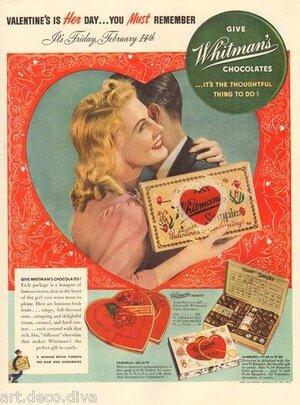 Valentines day marketing to men