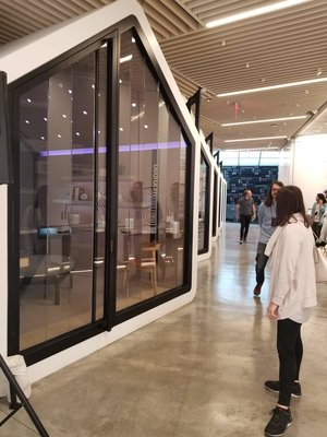 Experiential and immersive retail