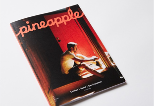 pinapple airbnb magazing
