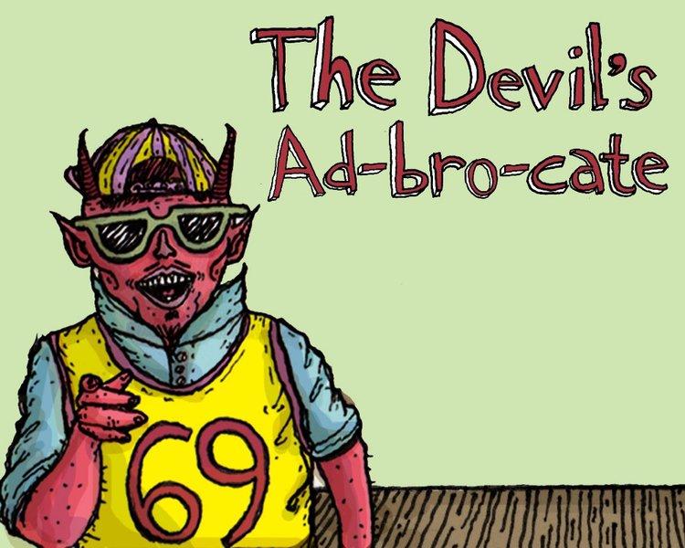 Devil's advocate ruins meetings