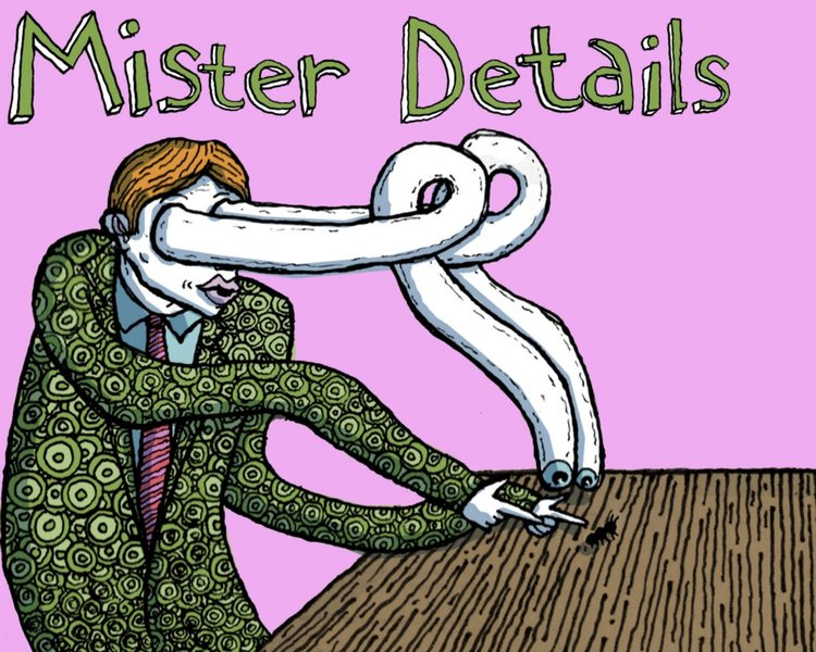 Mister details ruins meetings