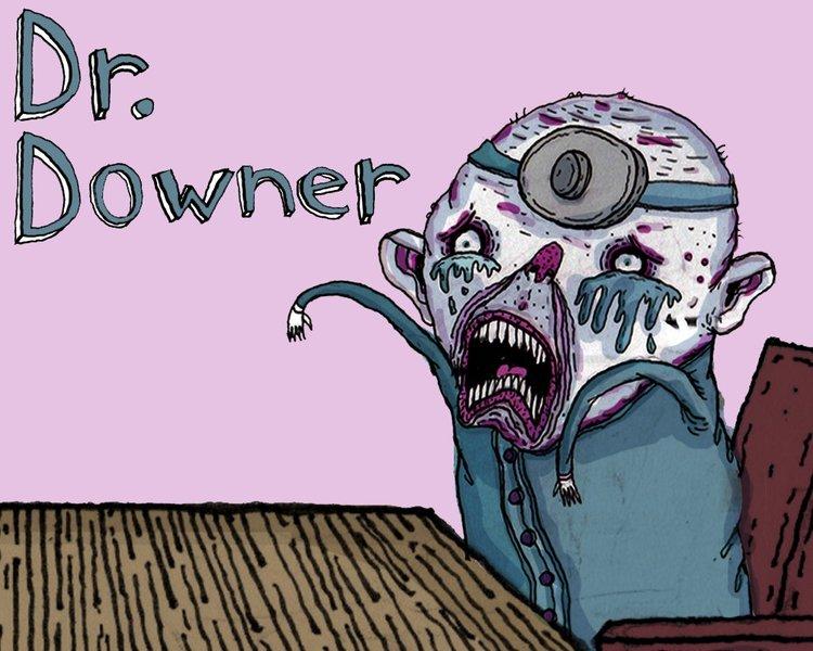 Dr Downer ruins meetings