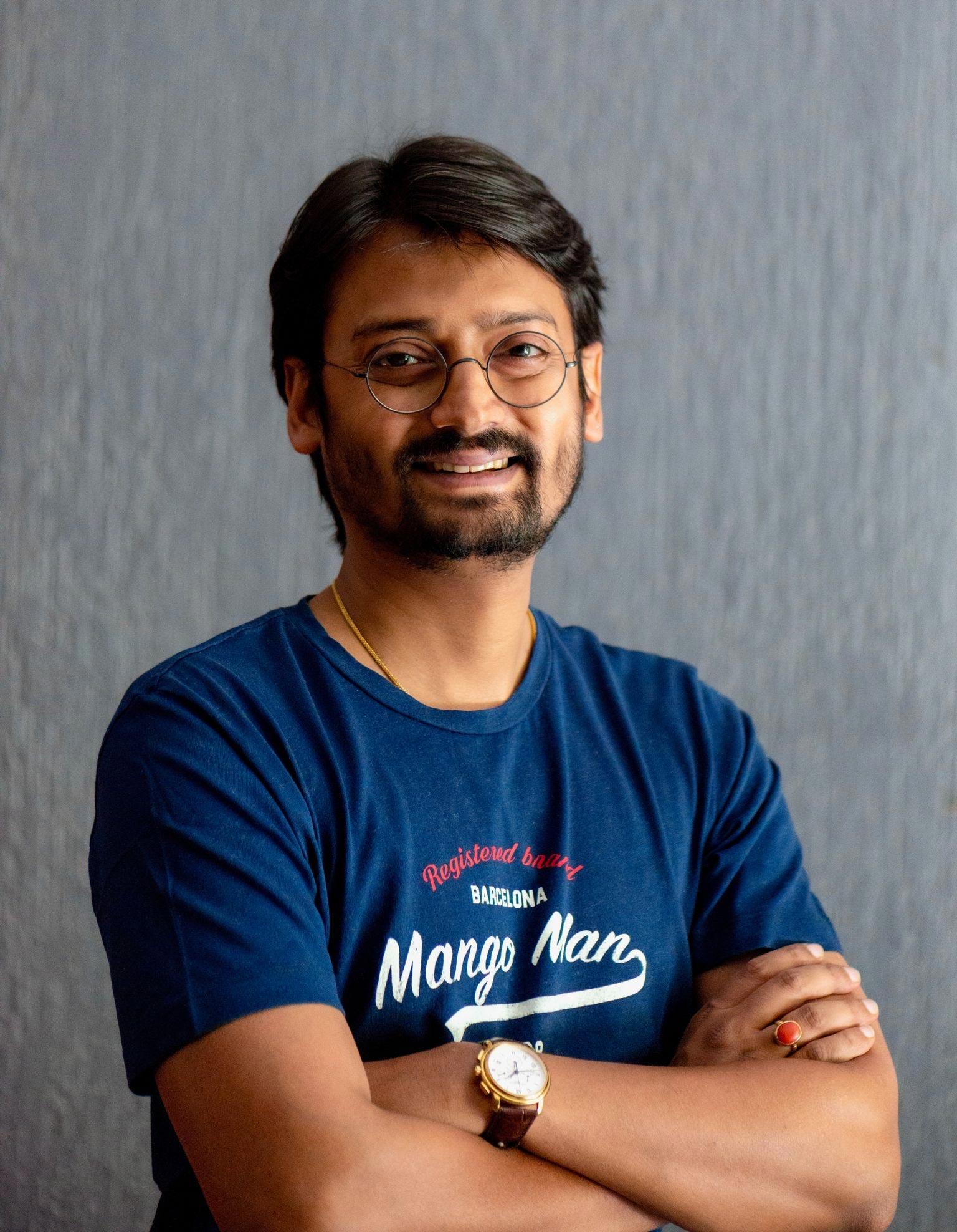 Prateek M. Srivastava
