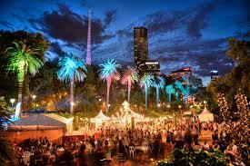Summer markets in Melbourne