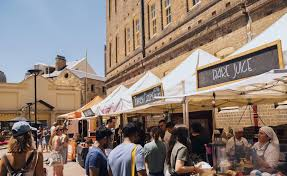 Summer Markets in Sydney