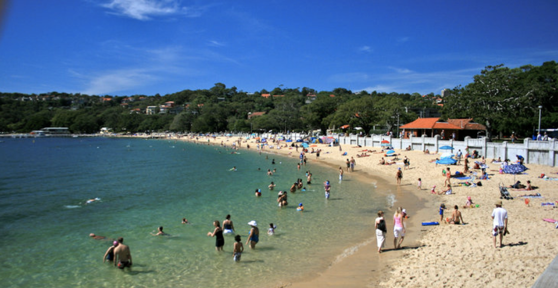 Top Beaches to see in Sydney