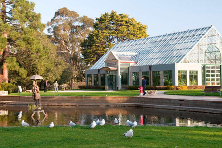 Best Park and Picnic Spots in Melbourne CBD