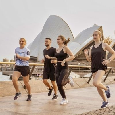 Sydney Harbour Running Tour