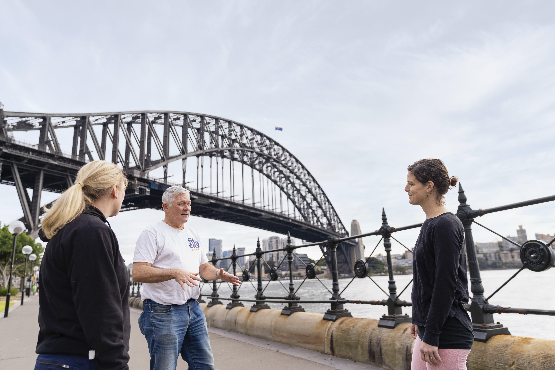 Sydney Sights & Sounds Walking Tour