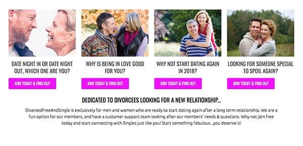 DivorcedFreeAndSingle UK
