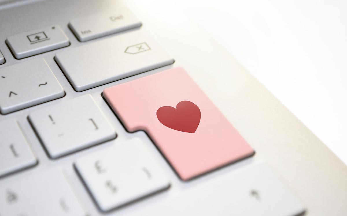Rising of Online Dating