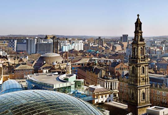Top 4 Leeds Dating Sites
