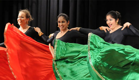 Enriching cultural experiences with Trishna Dance School