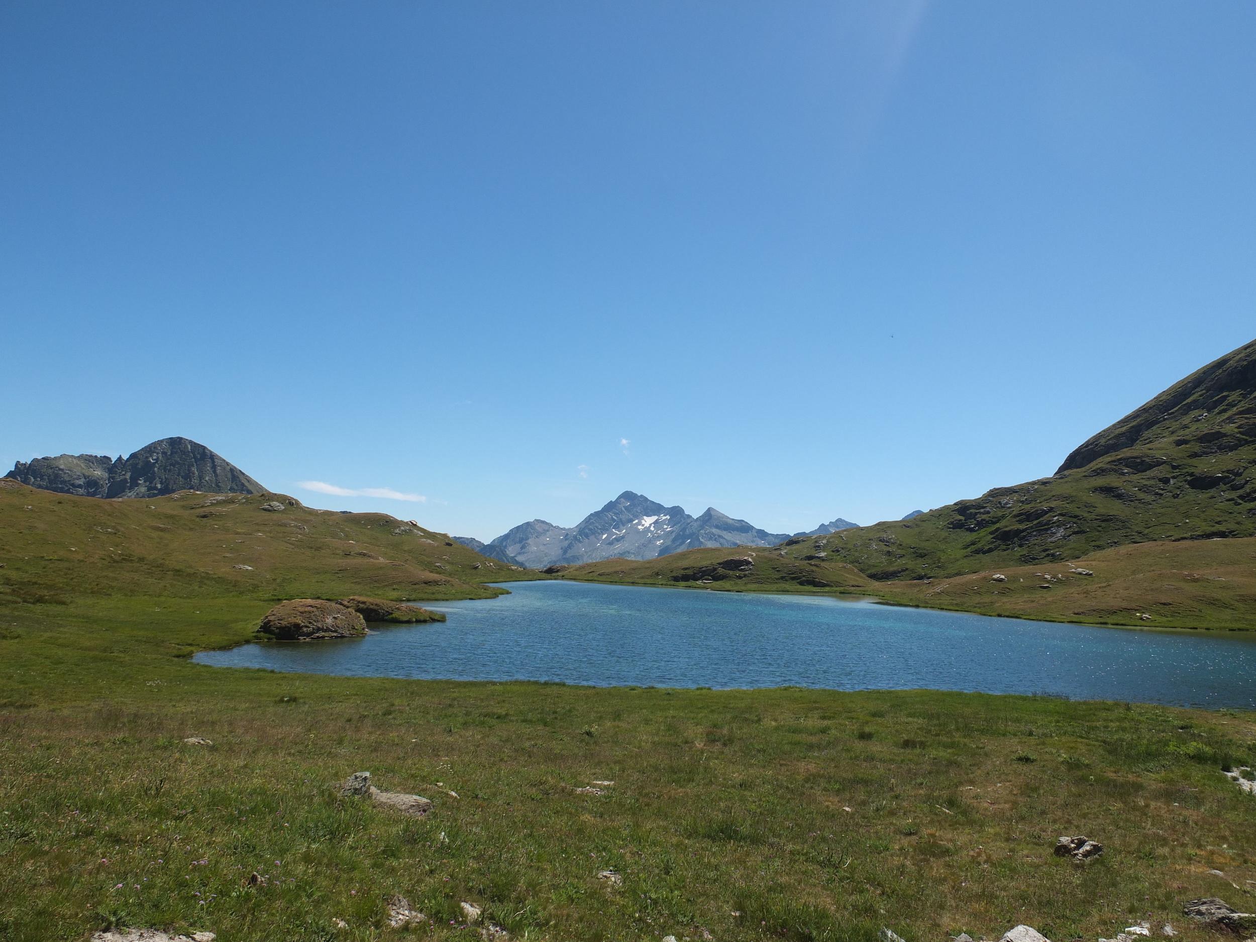 Bergwandern Aosta Aostatal