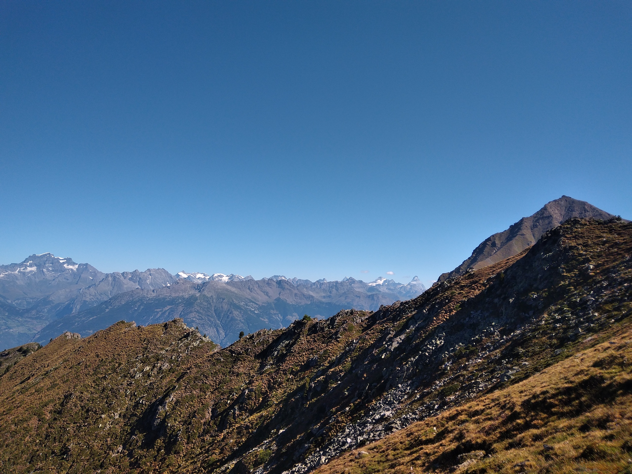 Aosta Valley Bergwandern