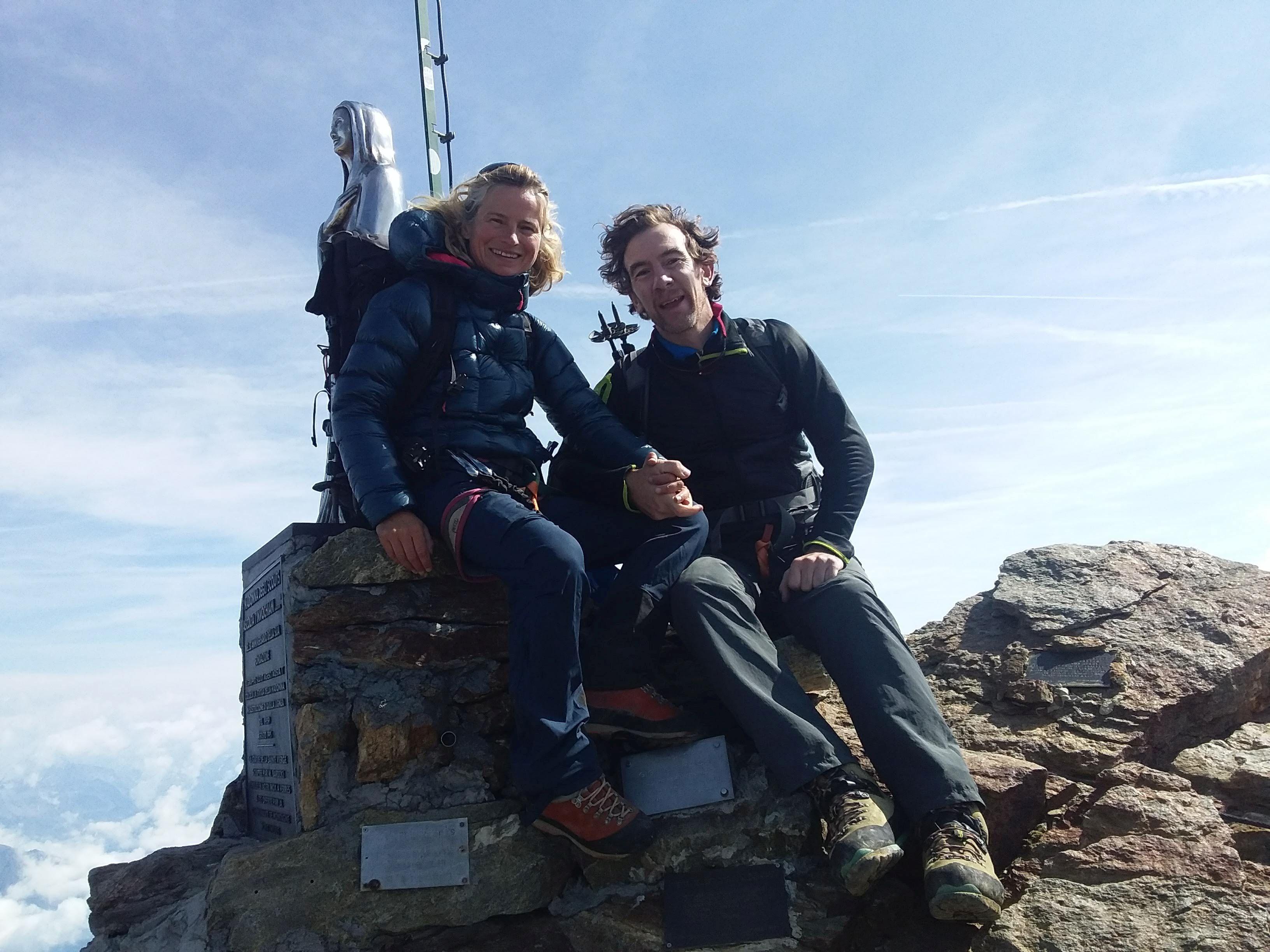 qualifizierte Wanderführer Aosta-Tal
