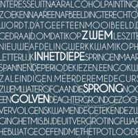 Typografie Marina