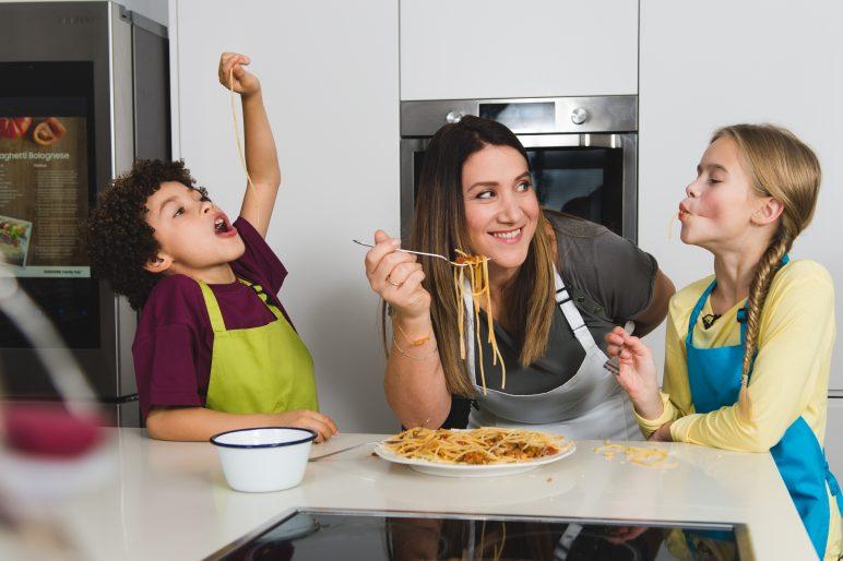 Get Kids Cooking with MasterChef Finalist Emma Spitzer