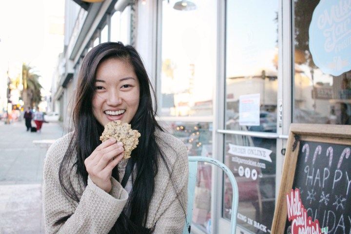 How I Manage my Junk Food Cravings with Nutritionist Winnie Long