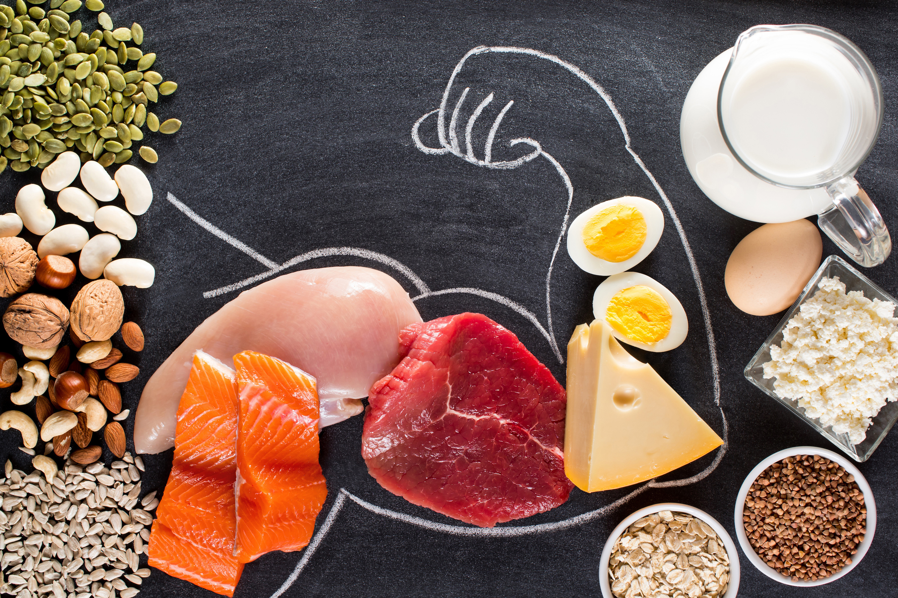 How Much Protein Do You Really Need? Naturopath Kimberly Parsons Answers Your Questions