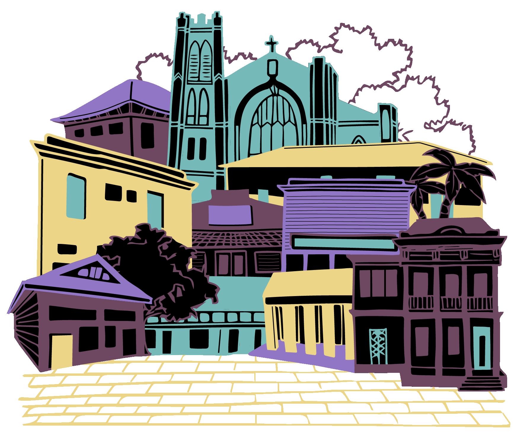 Bayou Road logo