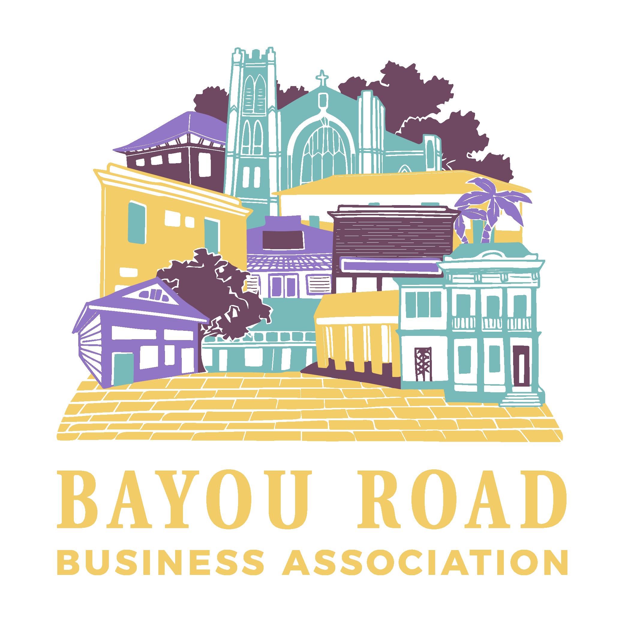 bayou road new orleans logo
