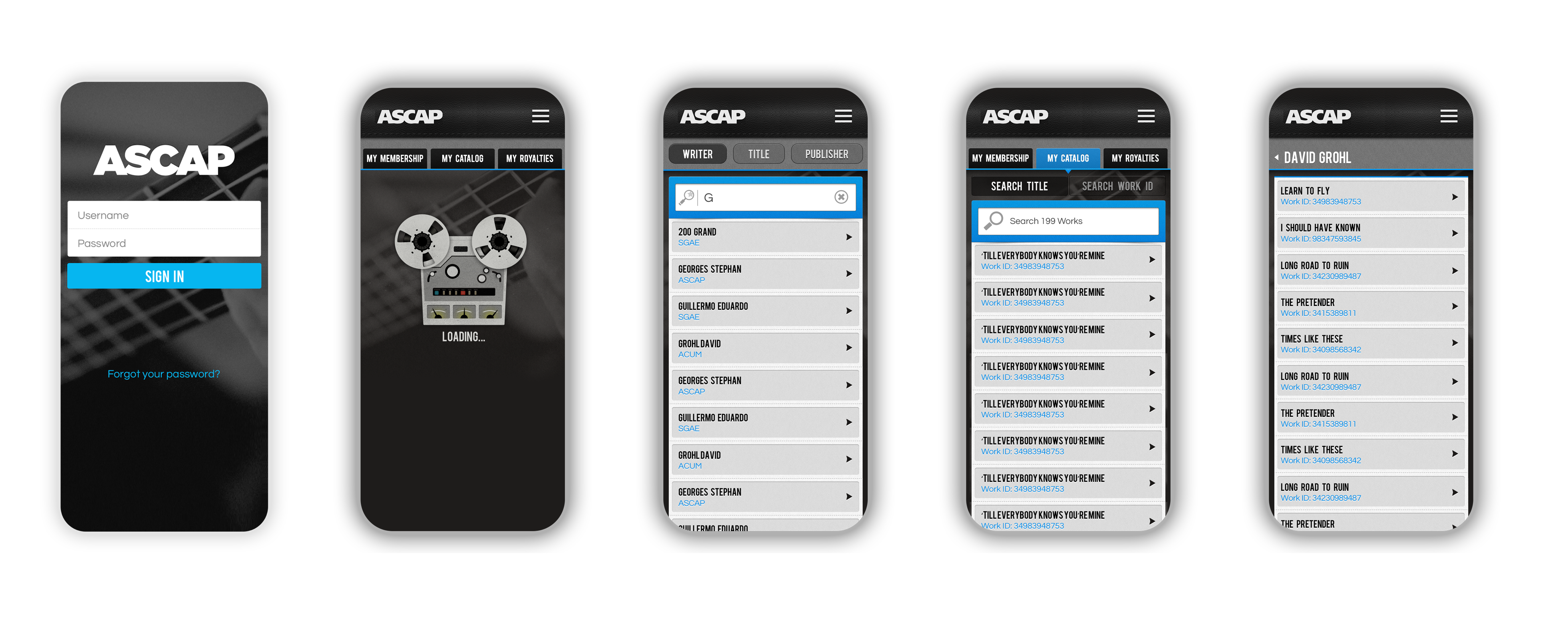 23+ Ascap App  PNG