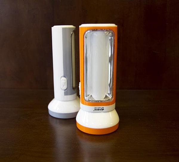 Thiết bị tích điện chiếu sáng có rất nhiều ưu điểm dành cho người dùng