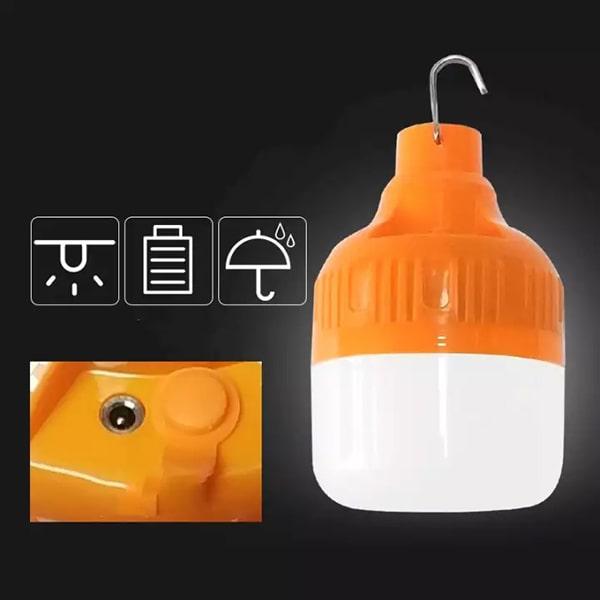 Đèn tích điện cung cấp ánh sáng cho chúng ta trong trường hợp khẩn cấp