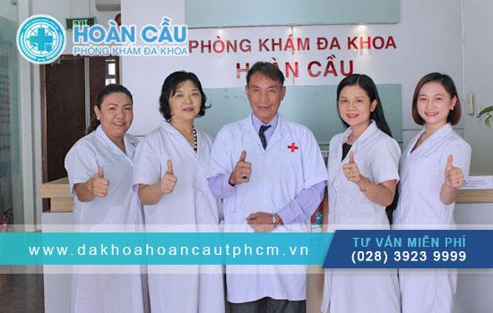 Đội ngũ bác sĩ phục vụ bệnh nhân tận tình, chu đáo
