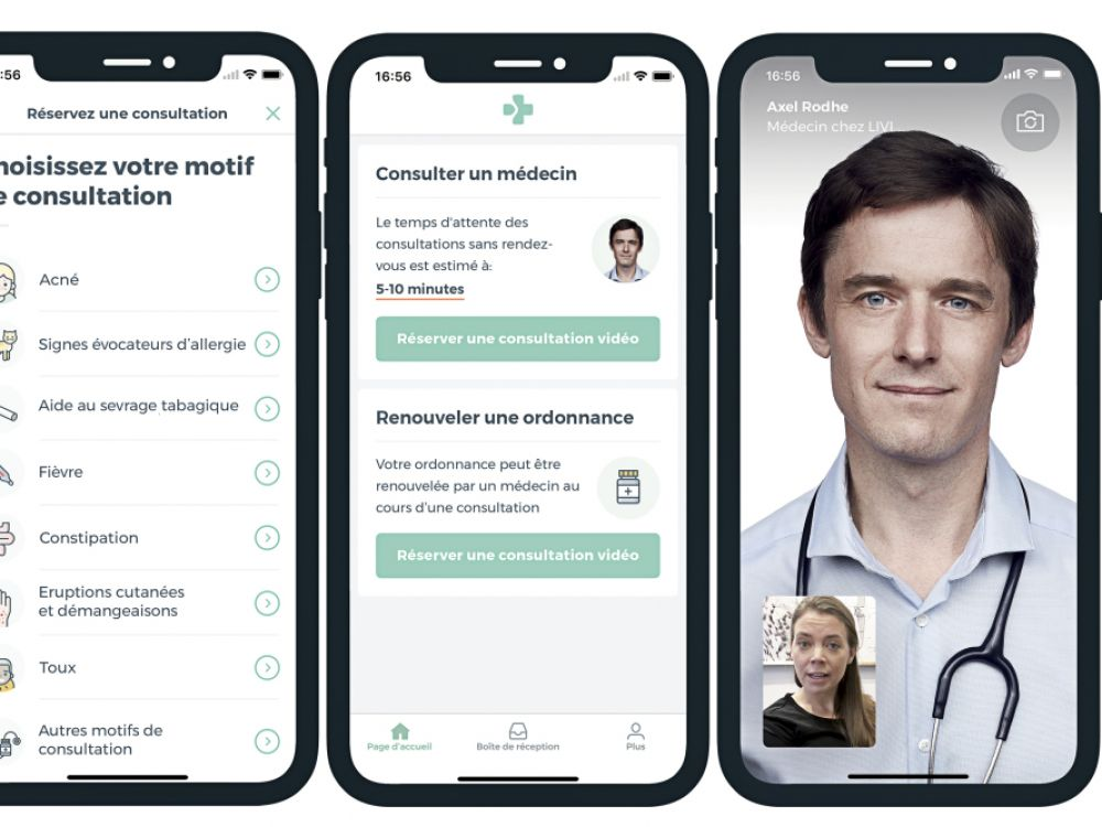 applications-telemedecine