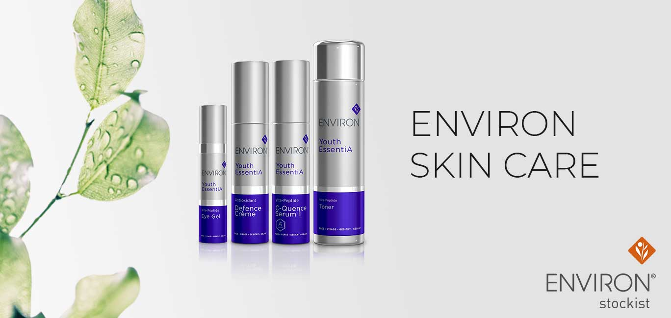 Environ Skin Care Product Banner Mobile