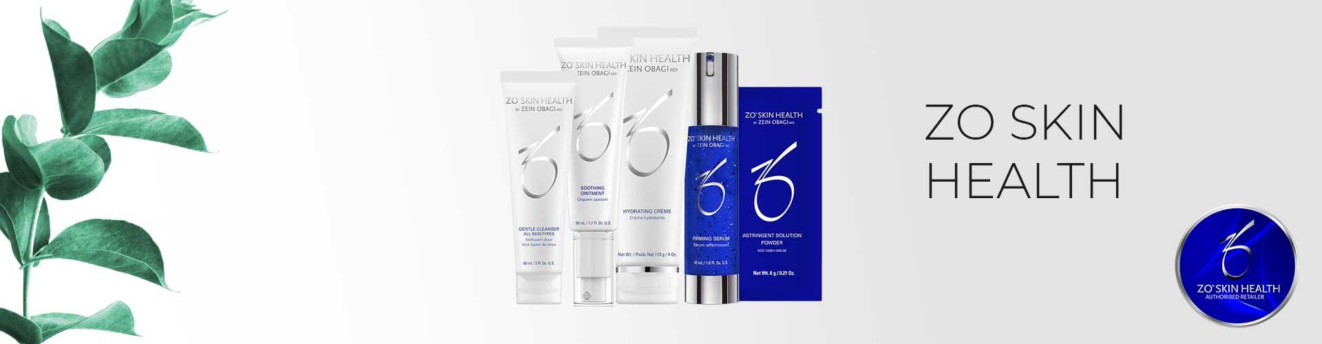 Zo Skin Health Product Banner