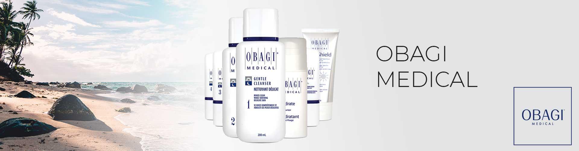 Obagi Medical Product Banner