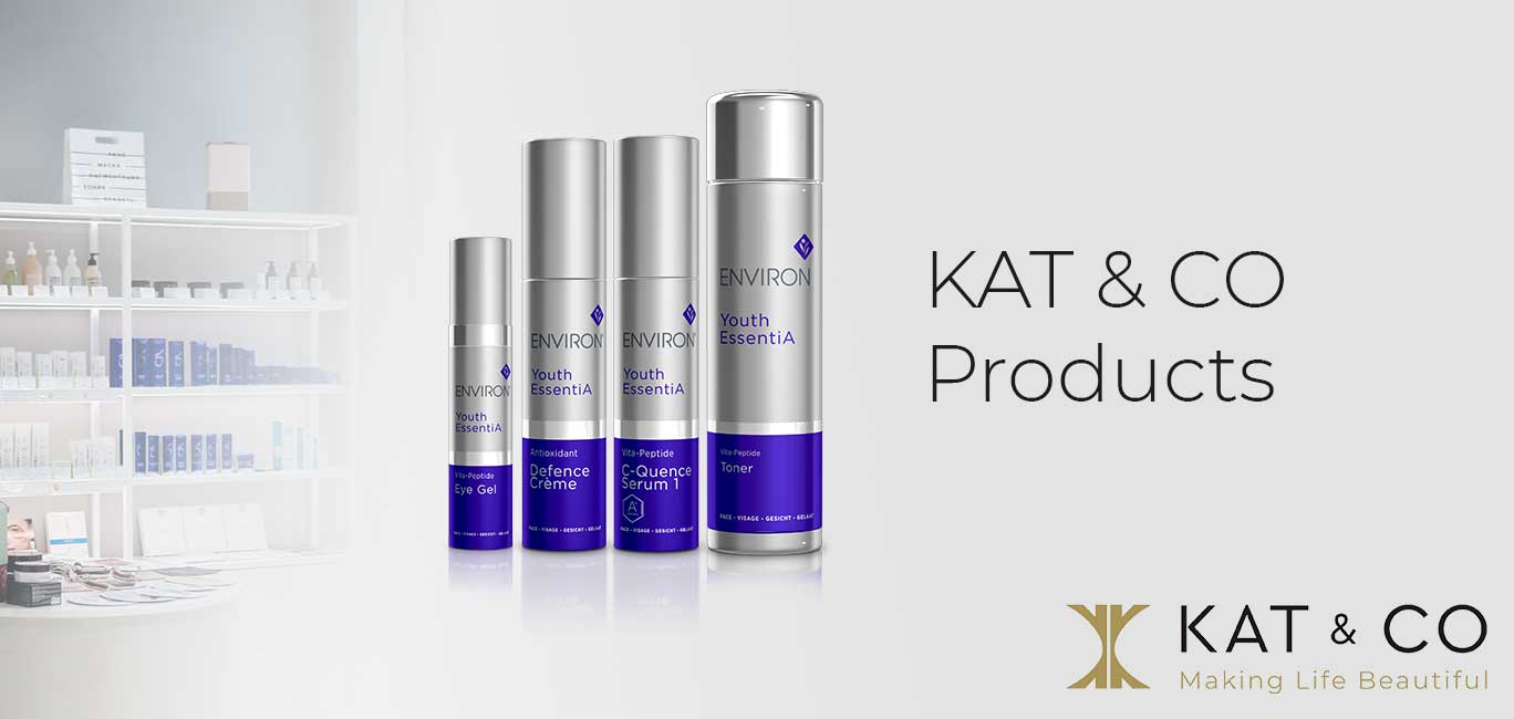 Kat & Co Products Mobile Banner