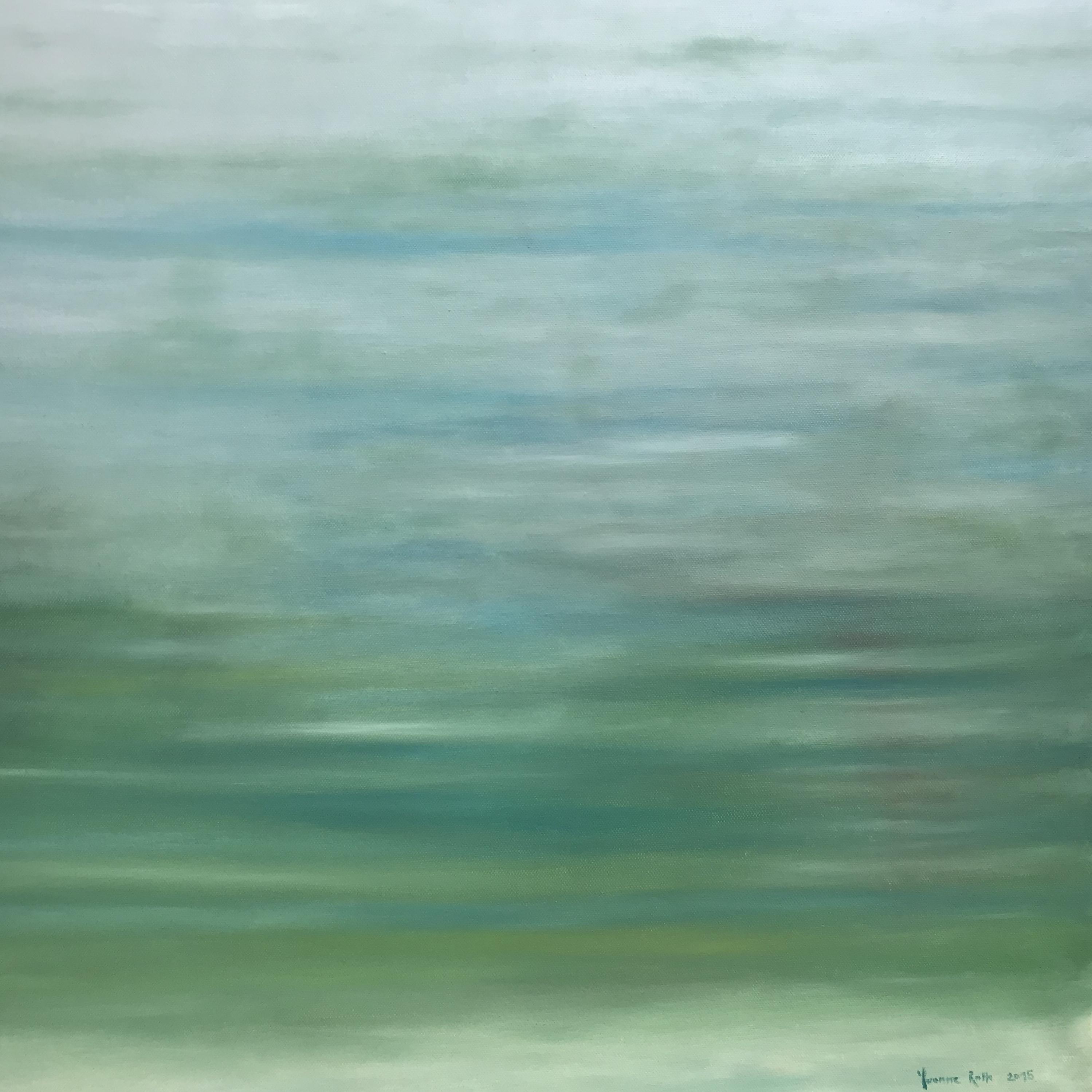 Maremma: Schattierungen im Meer