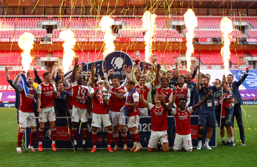 FA Cup triumph could be a launchpad for Arsenal's ambitions under Arteta