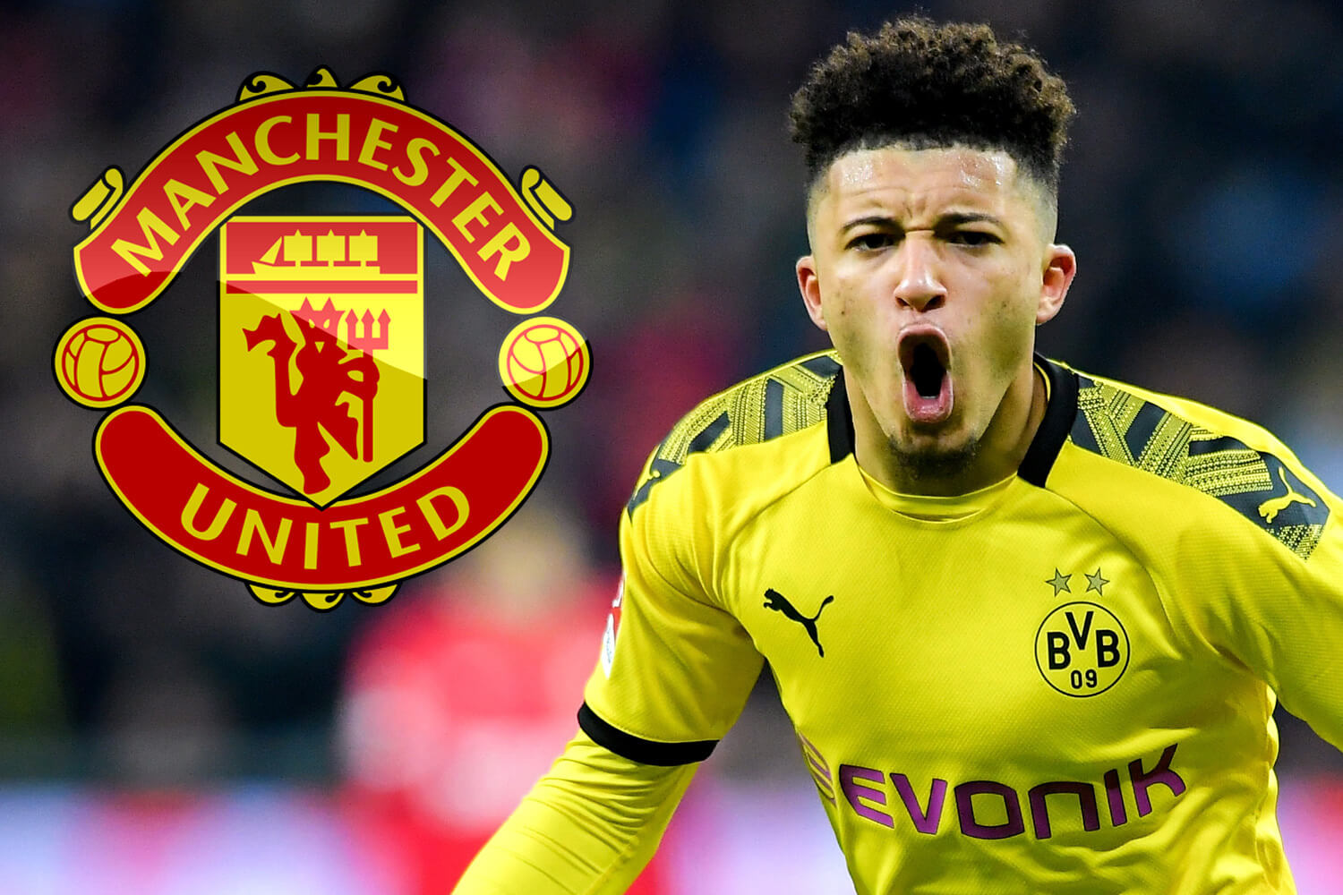 How will Jadon Sancho fit in at Manchester United