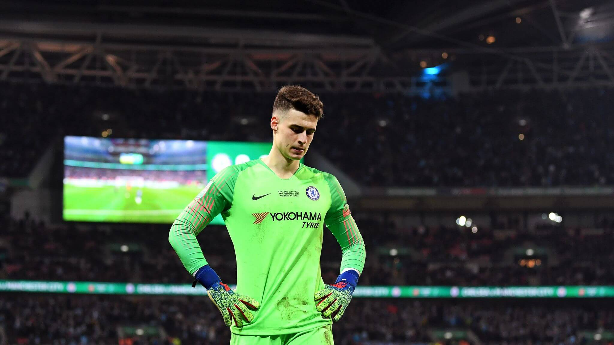 Possible transfer targets that can solve Chelsea's Kepa problem