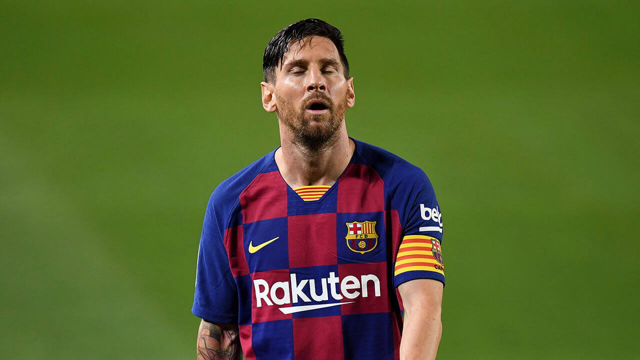 Possible teams in the race to sign Lionel Messi