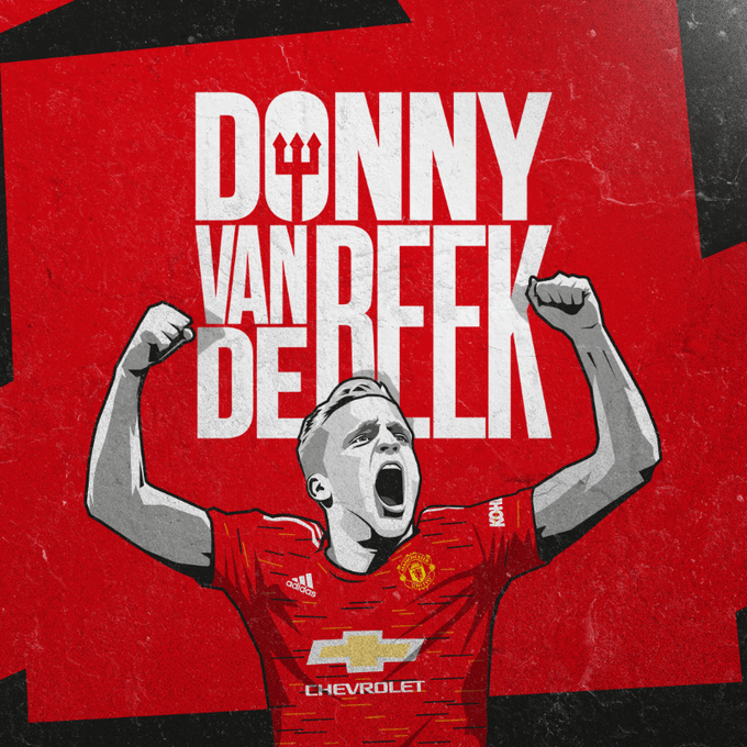 How will Europe's bright youngster, Donny van de Beek, fit in at Man United?
